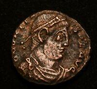 VALENTINIAN I IMPERIAL ROMAN COIN  - EXTRA FINE - AE4