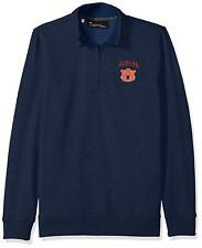 NCAA Men's Under Armour UA Storm 1/4 Zip Sweater Fleece Auburn Tigers Medium M
