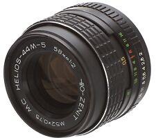 Helios 44M-5 MC 58 mm F=2 mount M42 (Réf#R-051)
