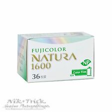 Fuji Natura 1600 High Speed Colour Film ~ 35mm 36 exposures ~ Fresh Stock