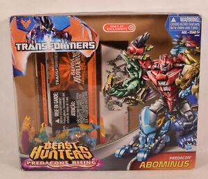 Transformers Prime Beast Hunters: Predacons Rising Abominus Combiner 5-pack LIB