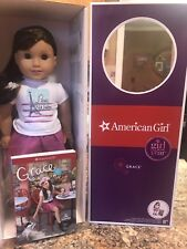 NEW American Girl Doll of the Year Grace Thomas retired 2015 - Fast Ship
