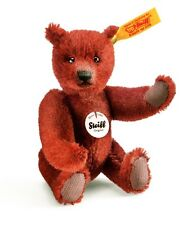 Steiff Classic Mini Teddy Bear EAN 040252 MOHAIR 4.7 inches (12cm)