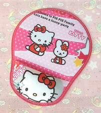 Pink Colour Lovely Mouse Pad  w Hello Kitty~X