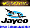 290mm Jayco Caravan Graphic Replacement Repair Sticker Quality Decal -Any Colour