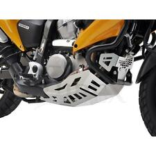 Honda  Transalp XL 700 V BJ 07-13 Motorschutz Unterfahrschutz Bugspoiler silber