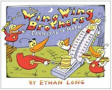 The Wing Wing Brothers Carnival de Math by Ethan Long (2014, Picture Book)