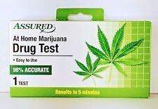 New, Assured, Drug Test Marijuana @ Home, Results in 5 Minutes 98% Accurate