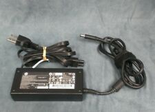 HP 120W 18.5V 6.5A  AC Power Adapter w/ Power Cord  Large Plug