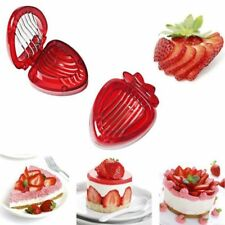 Simply Magic Strawberry Slicer Unique Chopper Kitchen Decoration Tool UK Seller
