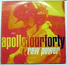"APOLLO FOUR FORTY RAW POWER LP 12"" MIX 1997 MINT"