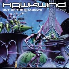 HAWKWIND Out Of The Shadows CD+DVD NEW