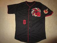 San Diego State Aztecs Baseball Team #8 Jersey LG L