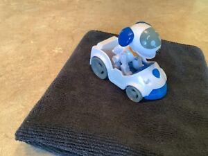 "Paw Patrol Robo Dog And Car 2.5"" Figure Robot Dog Mission Cruiser"