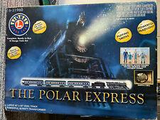 Polar Express Lionel O Gauge Train Set 6-31960 - Incomplete