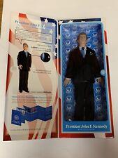 President John F Kennedy Toy Presidents Talking Action Figure Speaks - Brand New