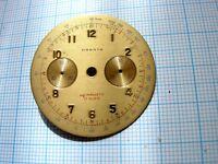Cadran montre watch chronographe dial landeron 48 148 248 Ø 33,9 mm Ornata n38