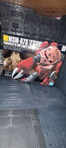 HG Char Zgok Gundam