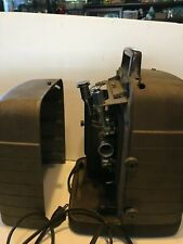 Vintage Bell & Howell 253-A Movie Film Projector 8mm WORKS!