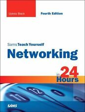 Sams Teach Yourself Networking in 24 Hours (4th Edition), Black, Uyless, Very Go