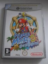 Jeu vidéo Nintendo Gamecube Game Cube Super Mario Sunshine Le choix des joueurs