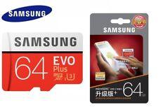 SAMSUNG Evo Plus 64 GB Speicherkarte Micro-SDXC 100 MB/s