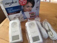 Devolo dLAN 200 AVsmart + Starter Kit