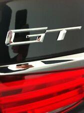 LOGO BMW GT GRAN TURISMO F34 F07 G32 F36 SÉRIE 5 3 4 BADGE ORIGINAL 51147336451