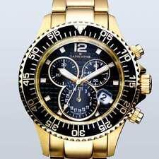 reloj oro lanscotte symbol