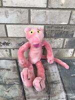"The Pink Panther 16"" Stuffed Animal Plush 2002 P7"