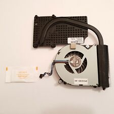 HP ProBook 6460b RADIATORE VENTOLA lubrificante termico Fan Cooler Heatsink 641839-001