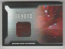 STAR TREK BEYOND PROP RELIC CARD BRC2 AUTHENTIC SWARM SHIP EXTERIOR MATERIAL EL