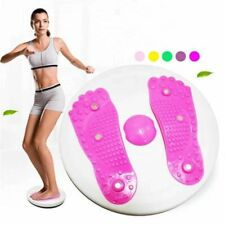 Twisted Disk Magnet Home Fitness Equipment Exercise Sport Waist Body Shaping