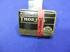 vtg needle tin thorens 100 pick up special aiguilles needles gramophone record