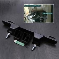 ISOFIX Mount Base Car SUV Autos Safety Seat Belt Bracket Latch For Audi A4 A6