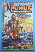 Turok Dinosaur Hunter #0 Valiant / Acclaim Comics 1995 Unity Mothergod Origin