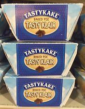 TASTYKAKE Tasty Klair Pie 3ct Fresh & Delicious! YUMMY!