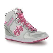 SKECHERS Women's Wedge Heel Trainers