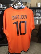 Nike XL Sneijder Netherlands Holland 2012-2013 Kit Shirt Jersey Camiseta NWT