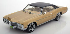 1970 Buick Le Sabre Custom Sport Coupe Gold Met. by BoS Models LE of 504 1/18