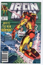 Iron Man - Issue #231 Armor Wars Part 7 of 8