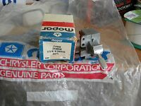 NOS MOPAR 1967 PLYMOUTH DODGE C/BODY 3 SPEED WIPER SWITCH-2809030