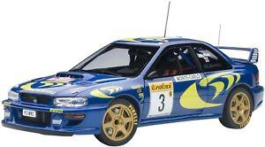"AA - SUBARU IMPREZA WRC ""MONTE CARLO 1997"" COLIN Mc RAE  # 3    1:18      89790"