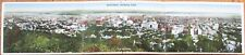 Montreal, Quebec, Canada 1932 Triple-View / Tryptic Postcard - General View