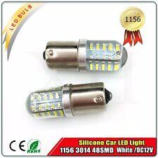 10x High Bright 1156 7528 7506 3014 LED Replace Bulbs Car Backup Reverse Lights