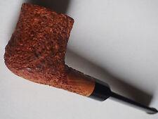 """Ardor Urano Dorelio Rovera Rustic Hand Made Italy EUC 5.75"""" Large Smoking Pipe"""
