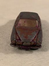 Matchbox Series #28 Jaguar MK10 Made In England By Lesney