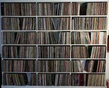 "Job lot 100 x 12"" LP Vinyl Records - All Genres, Working, Crafts, Carboot SALE!"