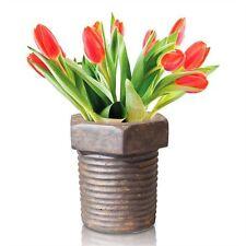 Markenlose Deko-Blumentöpfe & -Vasen mit Zylinder-Form fürs Wohnzimmer