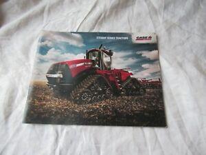 CASEIH International Steiger series tractor brochure